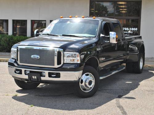 2006 Ford F 350 4x4 Diesel Crew Cab Lariat For Sale In