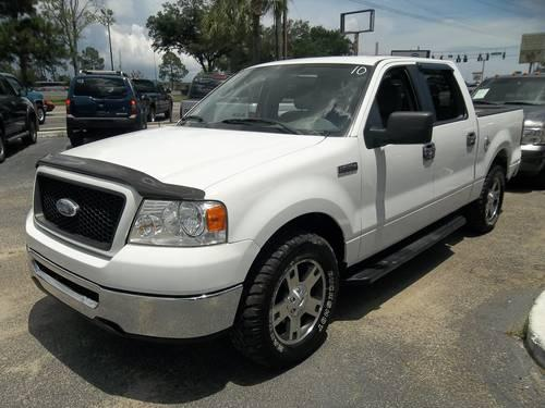 2006 ford f150 2wd supercrew xlt b49710 for sale in for Mcvay motors pensacola florida