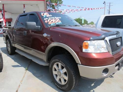 2006 ford f150 4x4 king ranch crew brown for sale in. Black Bedroom Furniture Sets. Home Design Ideas