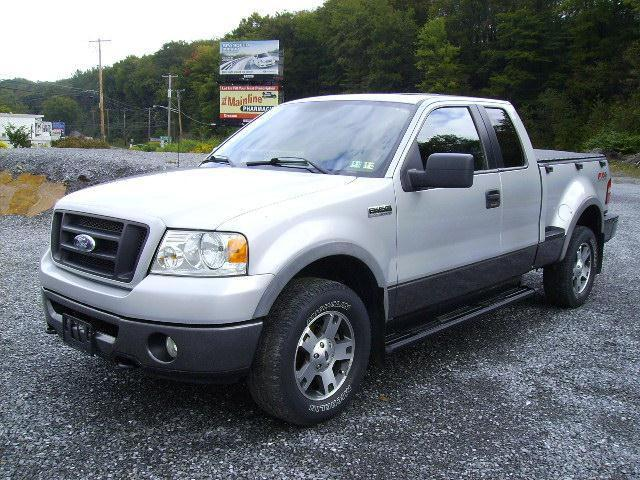 2006 ford f150 fx4 for sale in portage pennsylvania classified. Black Bedroom Furniture Sets. Home Design Ideas