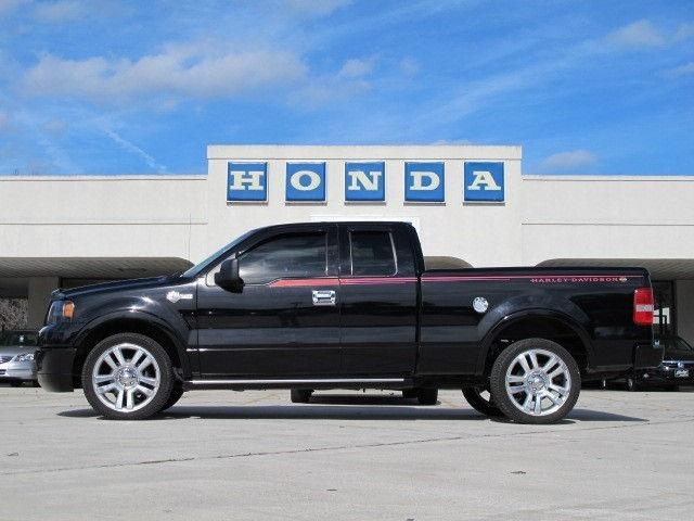 2006 ford f150 harley-davidson edition for sale in beaufort, south