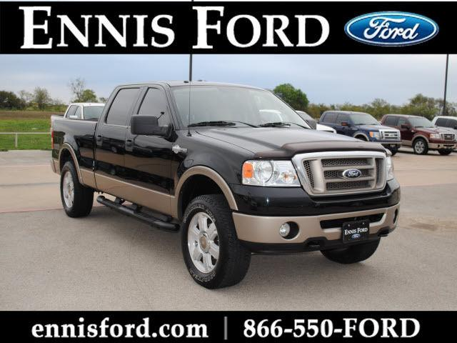 2006 ford f150 king ranch for sale in ennis texas classified. Cars Review. Best American Auto & Cars Review