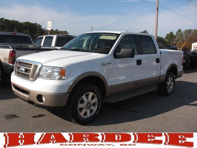 2006 ford f150 king ranch for sale in conway south carolina. Cars Review. Best American Auto & Cars Review