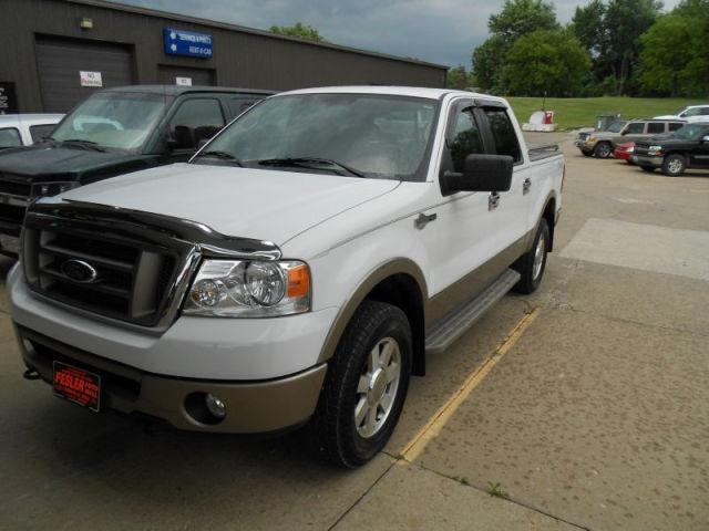 2006 ford f150 king ranch supercrew for sale in fairfield iowa classified. Black Bedroom Furniture Sets. Home Design Ideas