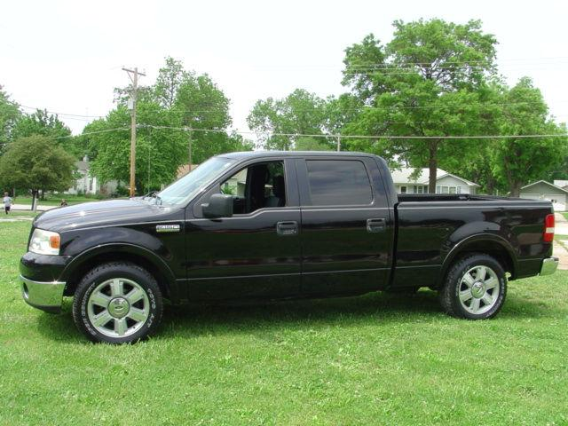 2006 ford f150 lariat supercrew for sale in erie kansas classified. Black Bedroom Furniture Sets. Home Design Ideas