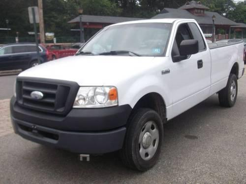 2006 ford f150 pickup xl for sale in lionshead lake new jersey classified. Black Bedroom Furniture Sets. Home Design Ideas
