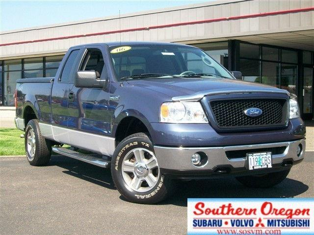 2006 ford f150 xlt for sale in medford oregon classified. Black Bedroom Furniture Sets. Home Design Ideas