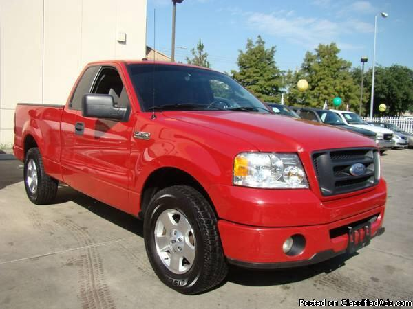2006 ford f150 xlt reg cab 4 2l v6 2wd for sale in fresno texas classified. Black Bedroom Furniture Sets. Home Design Ideas