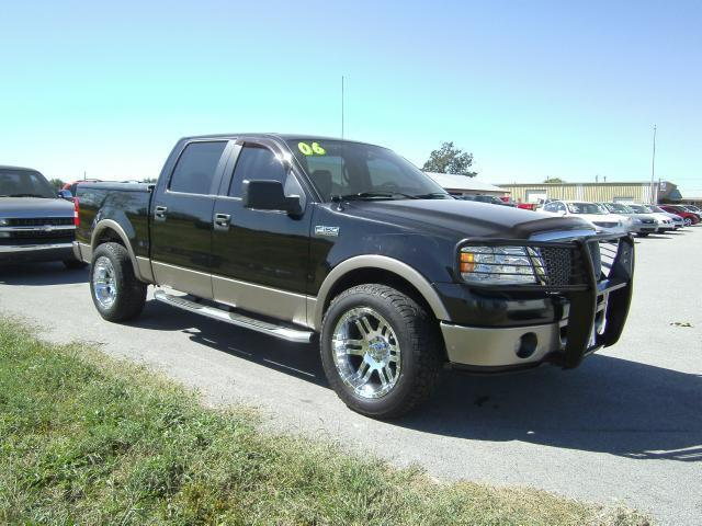 2006 ford f150 xlt supercrew for sale in siloam springs. Black Bedroom Furniture Sets. Home Design Ideas