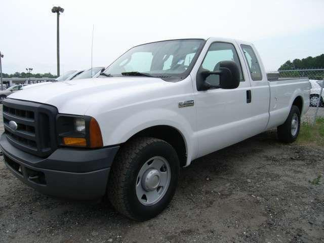 2006 ford f250 xl for sale in jacksonville florida classified. Black Bedroom Furniture Sets. Home Design Ideas