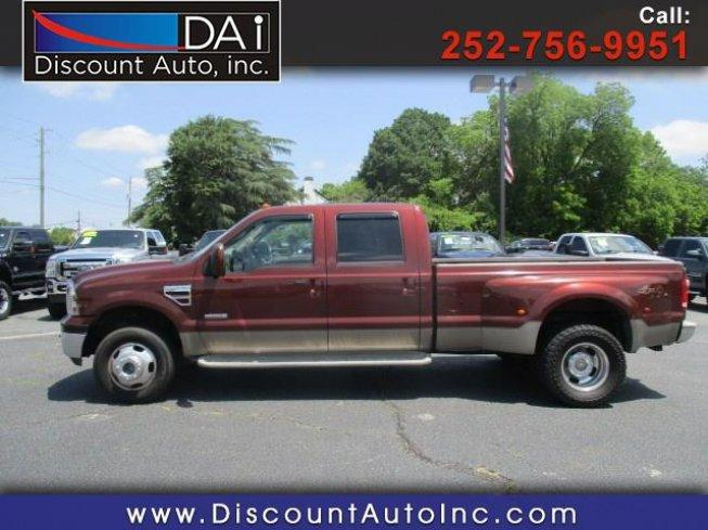 2006 Ford F350 4x4 Crew Cab King Ranch Drw For Sale In Greenville