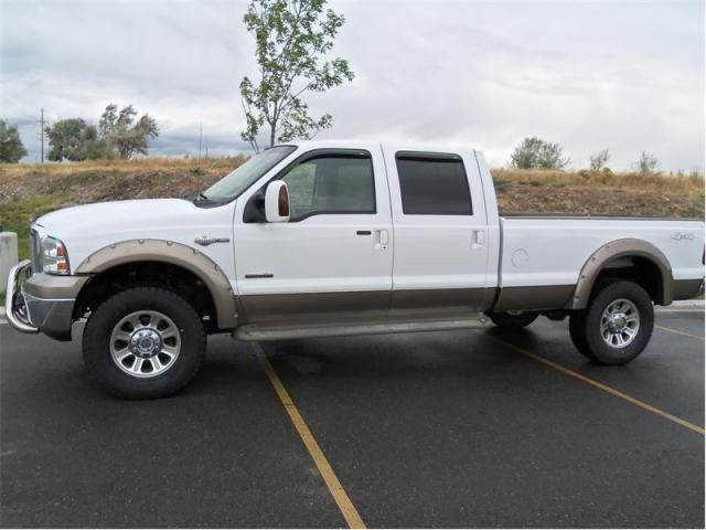 2006 ford f350 king ranch for sale in idaho falls idaho. Black Bedroom Furniture Sets. Home Design Ideas