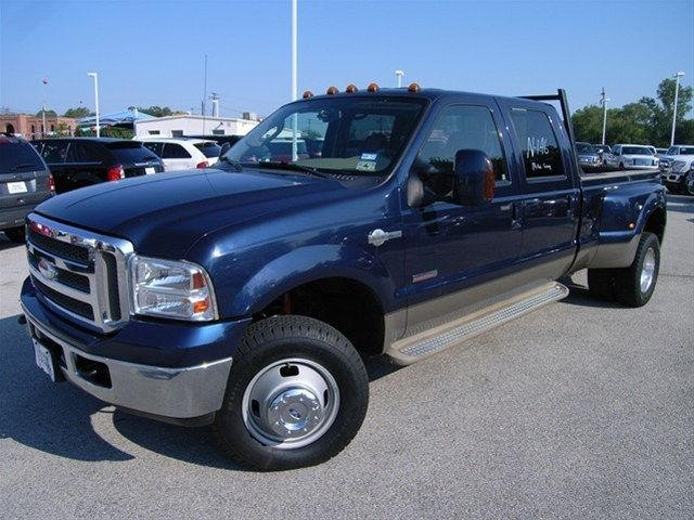 2006 ford f350 king ranch for sale in gilmer texas. Black Bedroom Furniture Sets. Home Design Ideas
