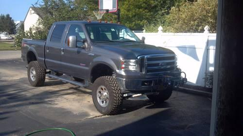 2006 ford f350 lifted diesel 4x4 for sale in island heights new jersey classified. Black Bedroom Furniture Sets. Home Design Ideas