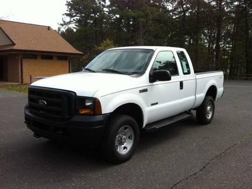 1999 Ford F350 Xl Supercab Super Duty News >> For Sale 2006 Ford F350 Diesel With Bad Engine | Autos Post