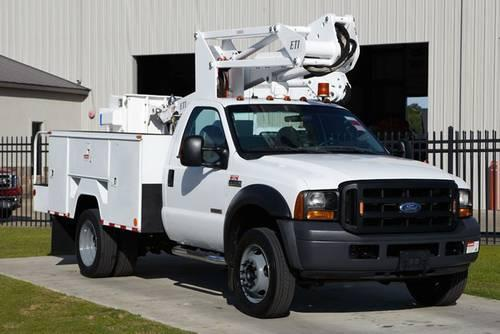 2006 ford f450 eti etc35snt bucket truck for sale in boise idaho classified. Black Bedroom Furniture Sets. Home Design Ideas