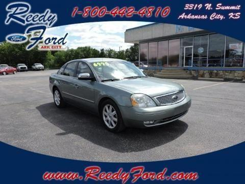 2006 FORD FIVE HUNDRED 4 DOOR SEDAN