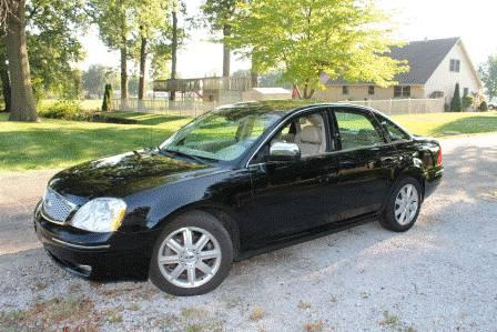 2006 ford five hundred limited 74k for sale in blue point illinois classified. Black Bedroom Furniture Sets. Home Design Ideas