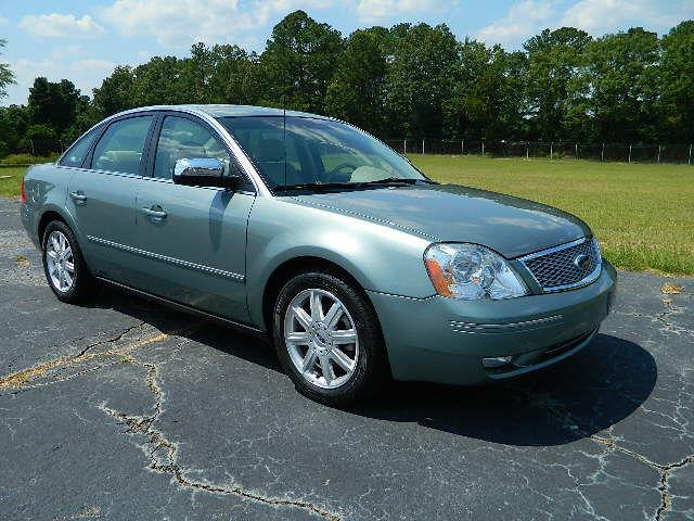 2006 ford five hundred limited for sale in edgefield south carolina classifi. Cars Review. Best American Auto & Cars Review