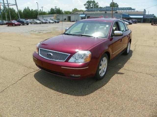2006 ford five hundred limited for sale in canton mississippi classified. Black Bedroom Furniture Sets. Home Design Ideas