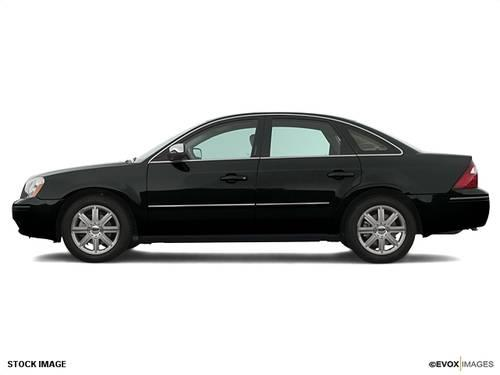 2006 ford five hundred sedan se for sale in johnson city tennessee classified. Black Bedroom Furniture Sets. Home Design Ideas