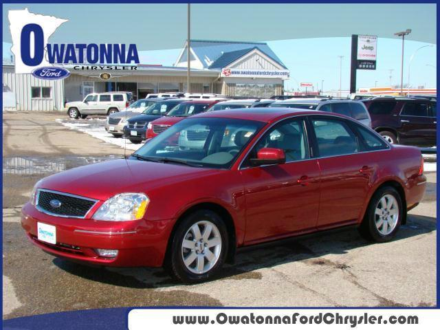 2006 ford five hundred sel for sale in owatonna minnesota classified. Black Bedroom Furniture Sets. Home Design Ideas