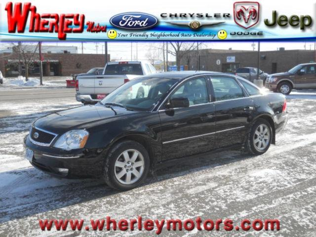 2006 ford five hundred sel for sale in international falls minnesota classified. Black Bedroom Furniture Sets. Home Design Ideas