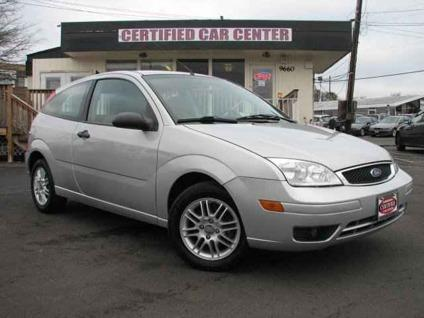 2006 ford focus zx3 ses for sale in fairfax virginia classified. Black Bedroom Furniture Sets. Home Design Ideas