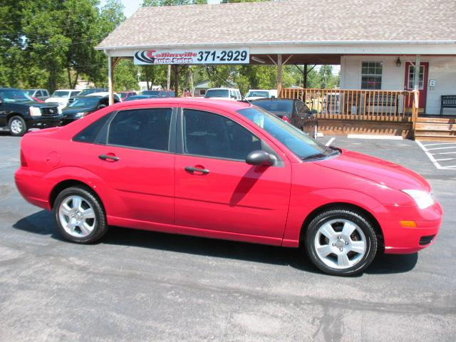 2006 ford focus zx4 for sale in collinsville oklahoma. Black Bedroom Furniture Sets. Home Design Ideas