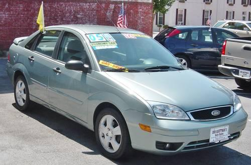 Ford Focus Buyback >> 2006 Ford Focus ZX4 SES - Light Green - Like New - Buy it now for Sale in Altenwald ...