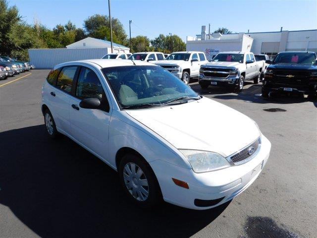 2006 Ford Focus ZX5 S ZX5 S 4dr Hatchback