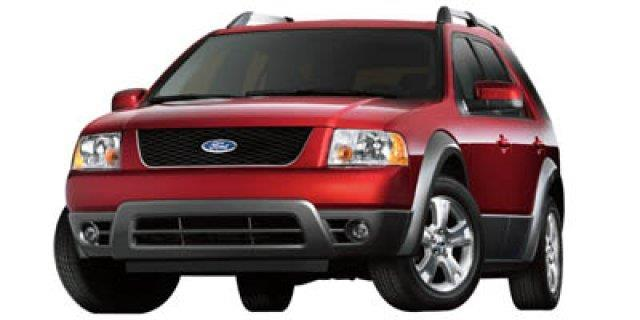 2006 Ford Freestyle Limited AWD Limited 4dr Wagon