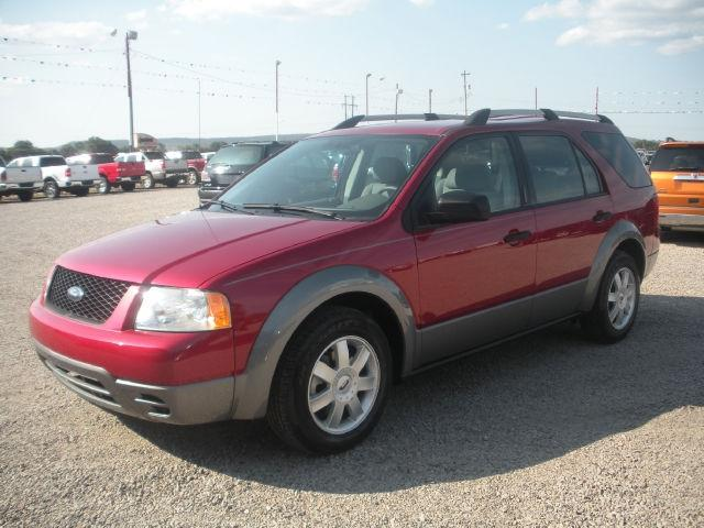 2006 ford freestyle se for sale in roland oklahoma classified. Black Bedroom Furniture Sets. Home Design Ideas