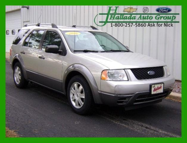 2006 Ford Freestyle Se For Sale In Dodgeville Wisconsin