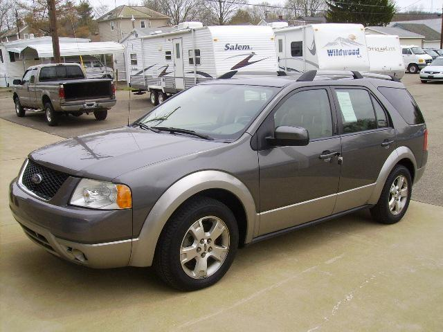2006 ford freestyle sel for sale in zanesville ohio classified. Black Bedroom Furniture Sets. Home Design Ideas
