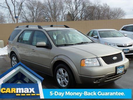 2006 Ford Freestyle SEL AWD SEL 4dr Wagon