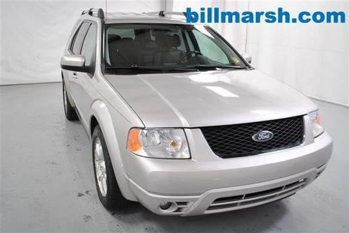 2006 Ford Freestyle Sport Utility Limited