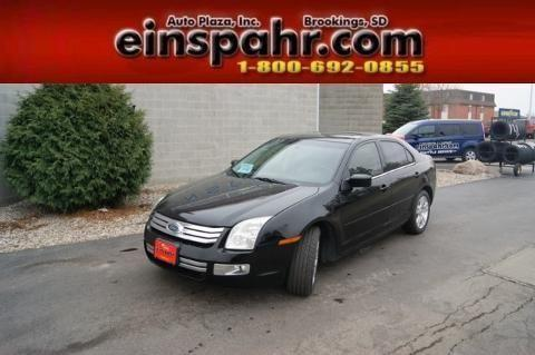 2006 Ford Fusion 4 Door Sedan For Sale In Brookings South