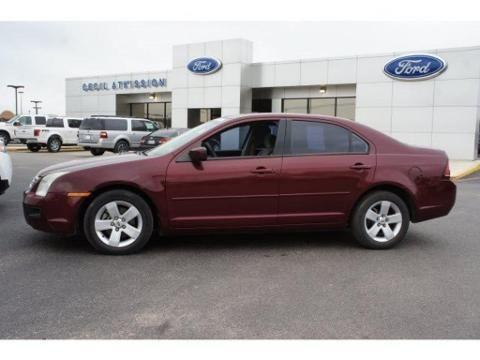 2006 ford fusion 4 door sedan for sale in dunlay texas classified. Black Bedroom Furniture Sets. Home Design Ideas