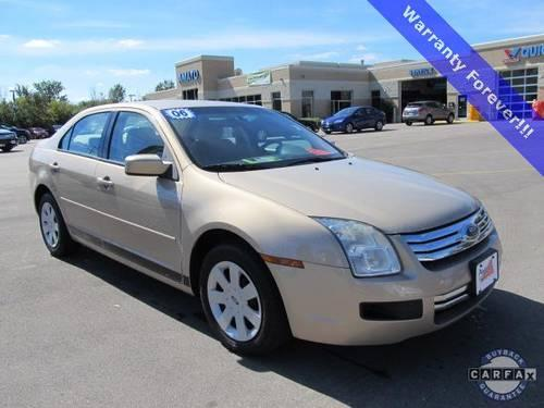 2006 ford fusion 4d sedan se for sale in mukwonago wisconsin classified. Black Bedroom Furniture Sets. Home Design Ideas