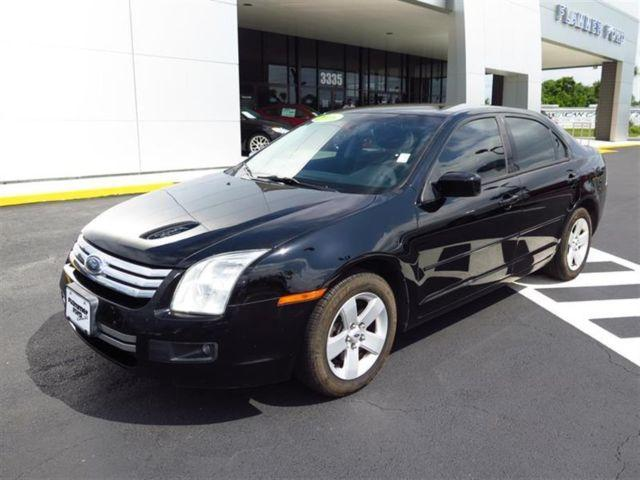 2006 ford fusion 4dr sdn v6 se for sale in brooksville florida classified. Black Bedroom Furniture Sets. Home Design Ideas