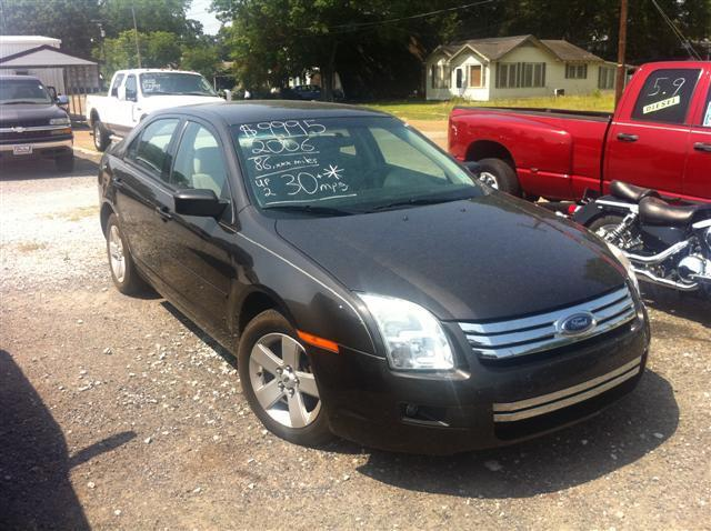 2006 ford fusion se for sale in eunice louisiana classified. Black Bedroom Furniture Sets. Home Design Ideas