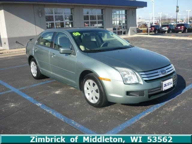 2006 ford fusion se for sale in middleton wisconsin classified. Black Bedroom Furniture Sets. Home Design Ideas