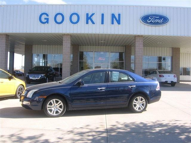 2006 ford fusion sel for sale in story city iowa classified. Black Bedroom Furniture Sets. Home Design Ideas