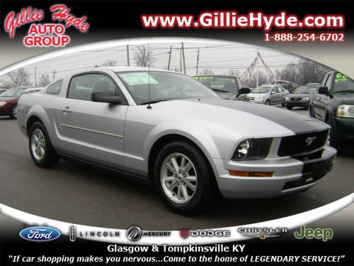 2006 ford mustang 2 dr coupe premium for sale in dry fork kentucky classified. Black Bedroom Furniture Sets. Home Design Ideas