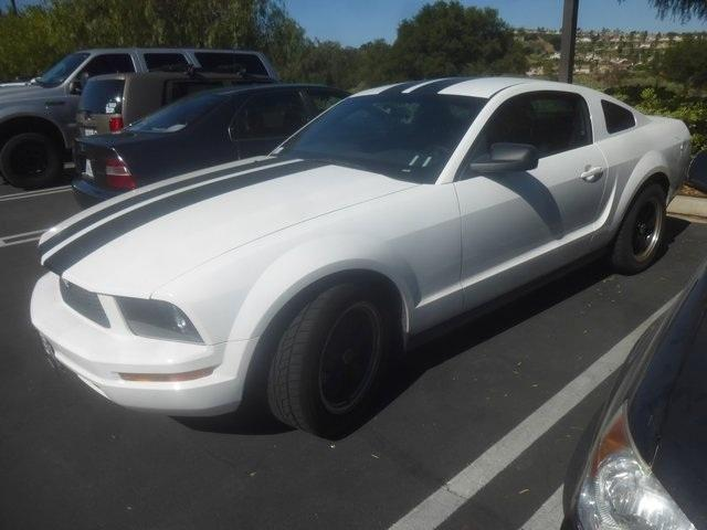 2006 ford mustang 2d coupe v6 for sale in trabuco canyon. Black Bedroom Furniture Sets. Home Design Ideas