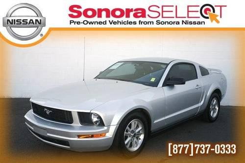 2006 ford mustang 2dr car for sale in yuma arizona classified. Black Bedroom Furniture Sets. Home Design Ideas