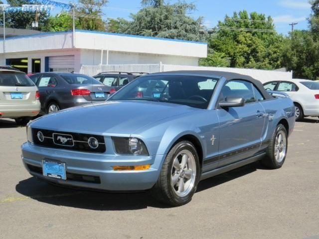 2006 ford mustang 2dr car for sale in medford oregon classified. Cars Review. Best American Auto & Cars Review