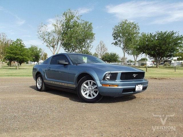 2006 ford mustang for sale in vernon texas classified. Cars Review. Best American Auto & Cars Review