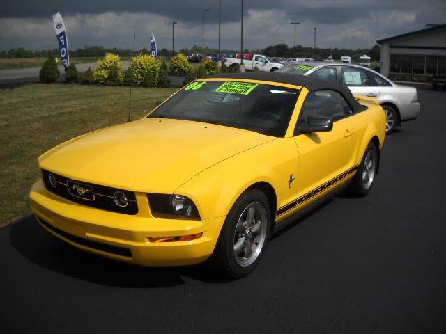 2006 ford mustang for sale in avon new york classified. Cars Review. Best American Auto & Cars Review
